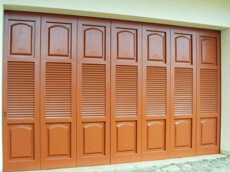 50+ model & harga pintu garasi minimalis terbaru (lipat ...