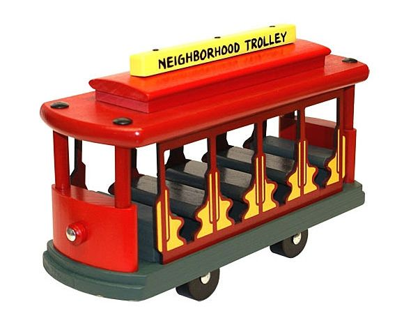 Mister Rogers Neighborhood Trolley Mister Rogers Neighborhood Mr Rogers The Neighbourhood