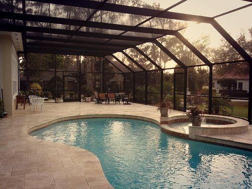 Screen Enclosure Florida Pool Screen Enclosures Pool Patio