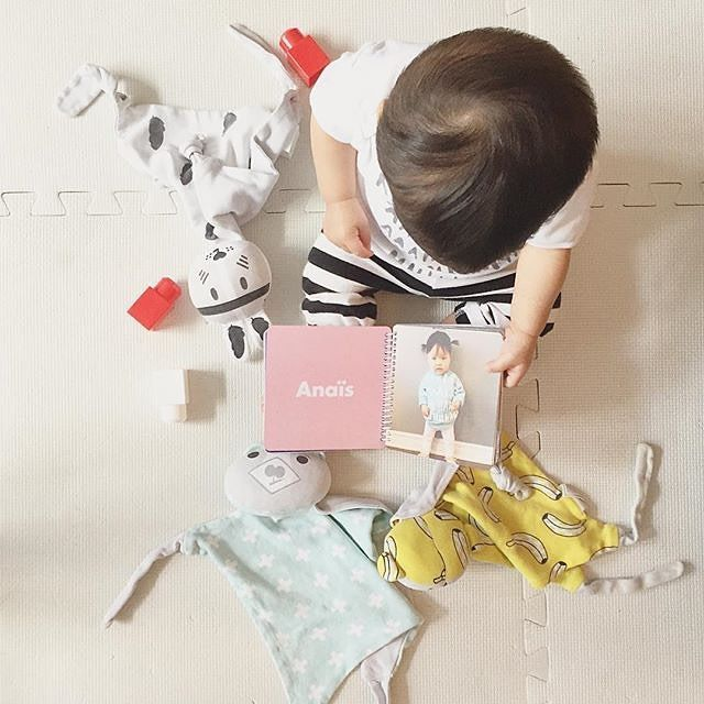 Storytime Goals: Get your hands on a good book. #boardbook #linkinprofile  Photo: @nathalieim