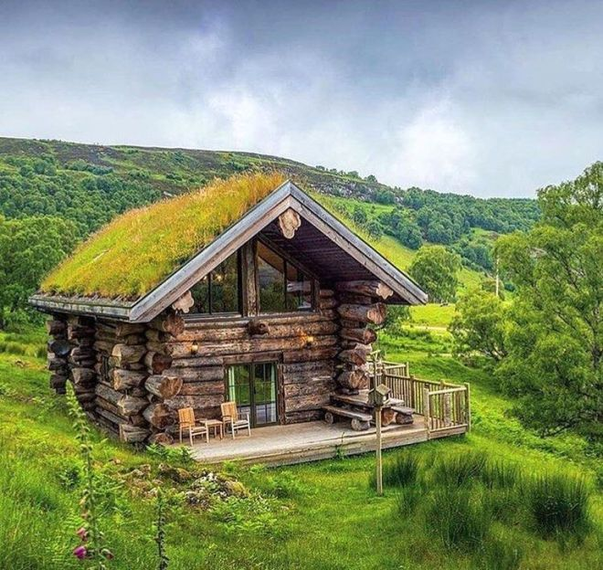 20 Best Small Log Cabin Ideas With Awesome Decoration Trenduhome Small Log Cabin Rustic Cabin Log Cabin Homes