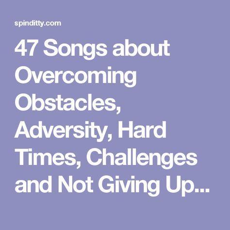 Examples Of Overcoming Adversity