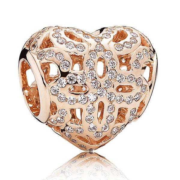 spedizione gratuita 53e31 b6202 PANDORA Rose™ Love & Appreciation Charm | PANDORA Rose in ...