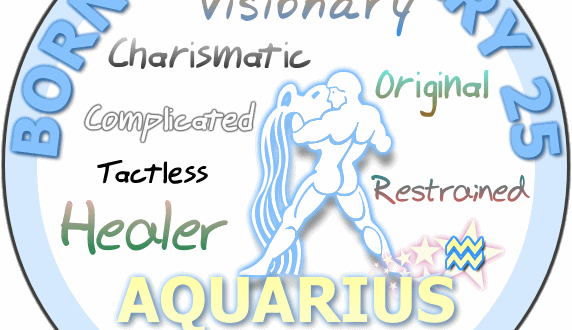 25 january horoscope personality