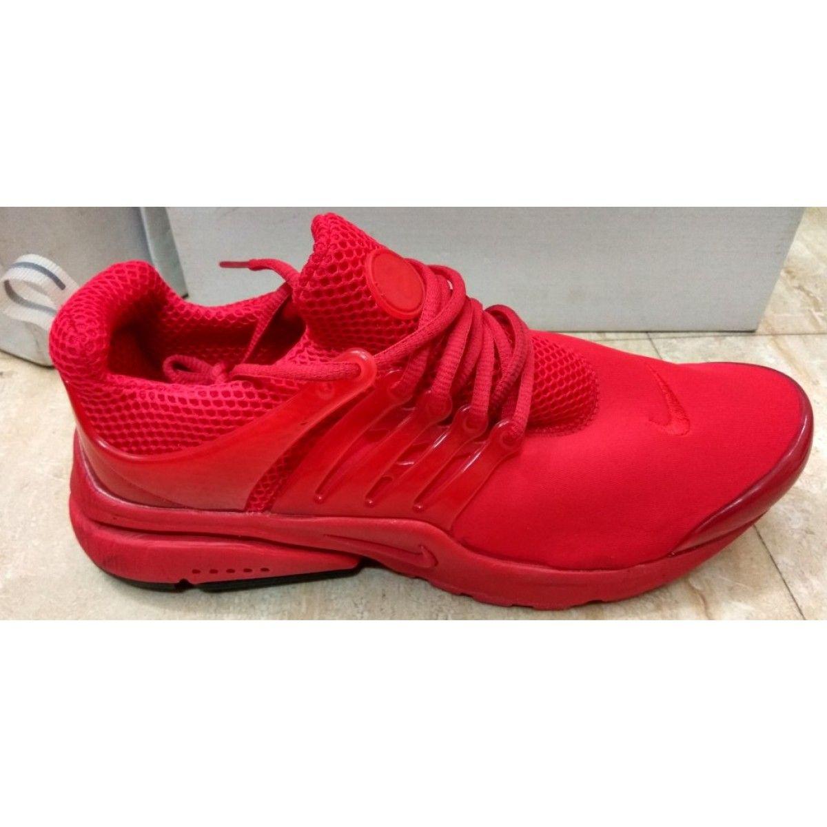 new styles 8a3fa d61ba Nike Air Presto Red