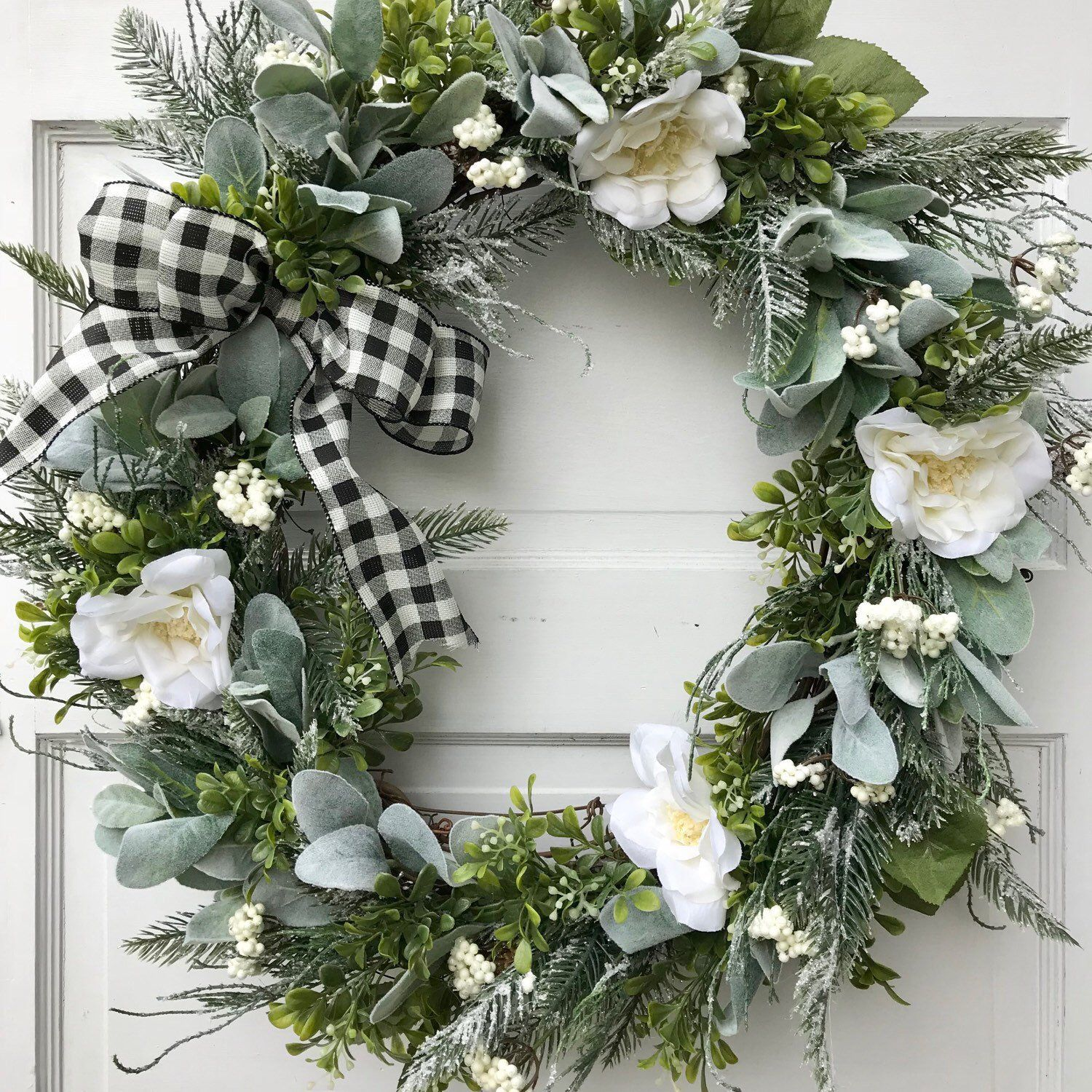 ALL wreaths in my shop TheWispyTwig are 20 off! Happy