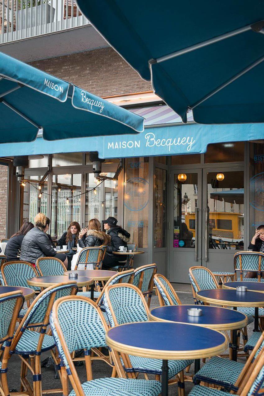 Terrasse De La R Tisserie Maison Becquey Paris Le Mobilier
