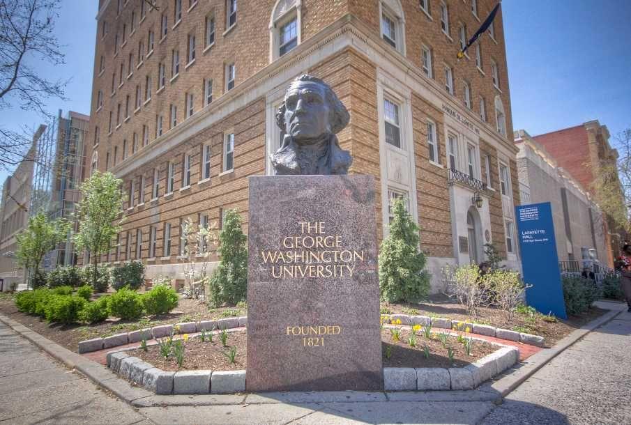 """Résultat de recherche d'images pour """"George Washington u campus photos"""""""