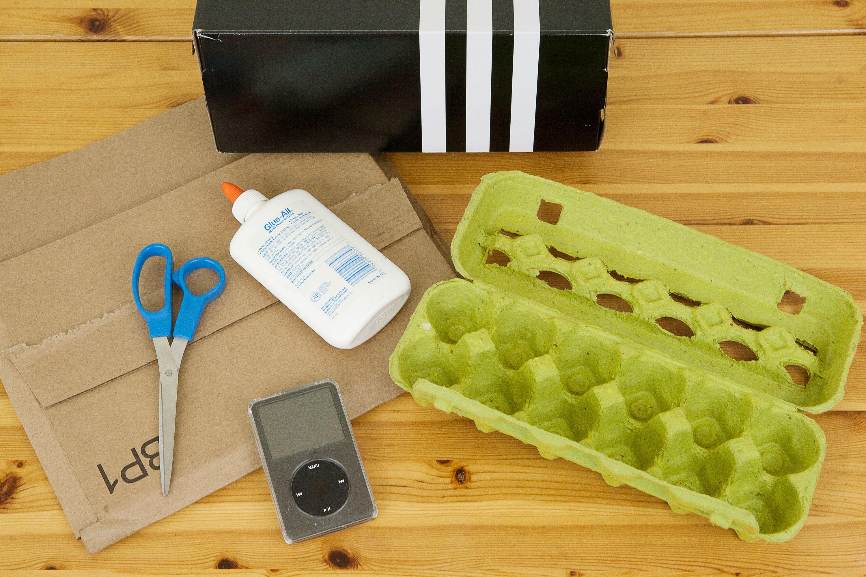 How to Make a Sound Proof Box | Box, Bachelorette pad and Organizations