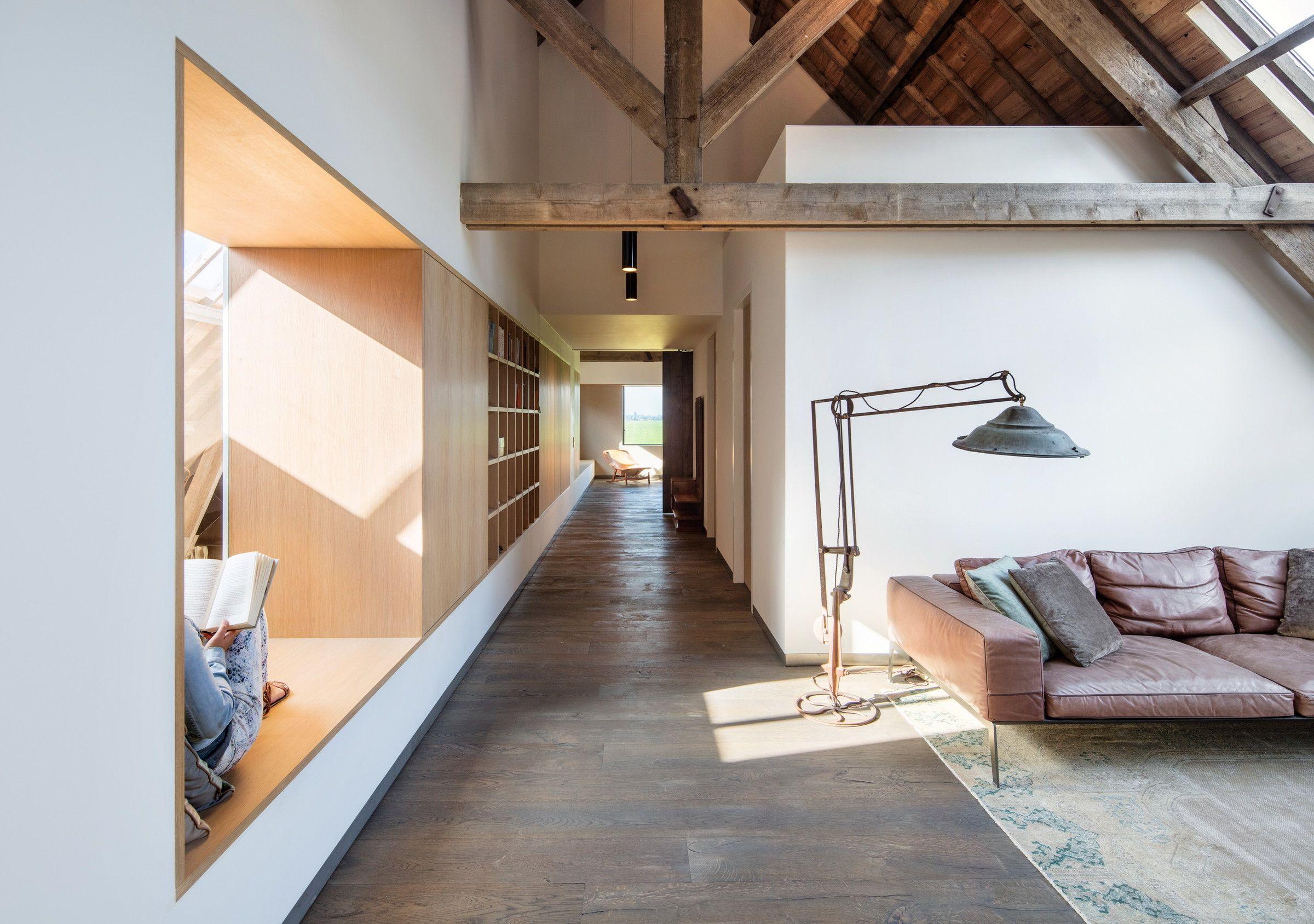 jeroen van zwetselaar interieur ontwerp / transformatie villa boerderij xxl, utrecht (architectuur: zecc)