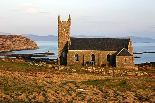 Isle of Coll, Scotland... I will go here! :)