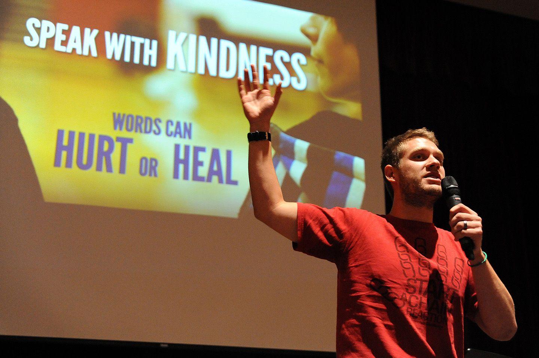 Grant Gubser Rachel S Challenge Presenter Explains A