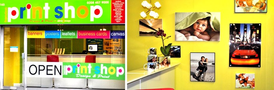 Silver Image Special Services Provide 24 Hour Printing In London Shop Banner Prints Print