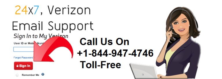 Verizon Email Support Services Account Recovery Business