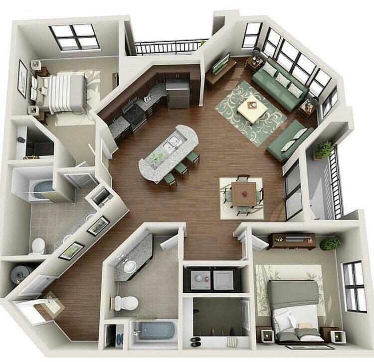 Park Art My WordPress Blog_Apartment Floor Plans Sims 4