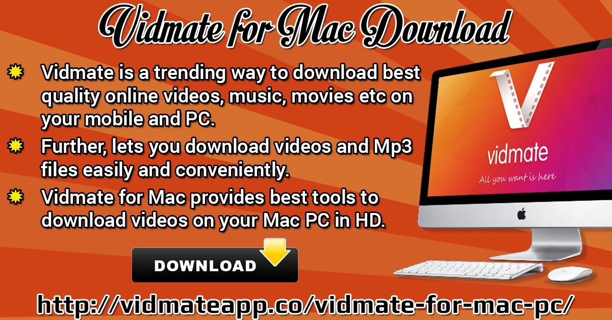 Vidmate is a trending way to download best quality online