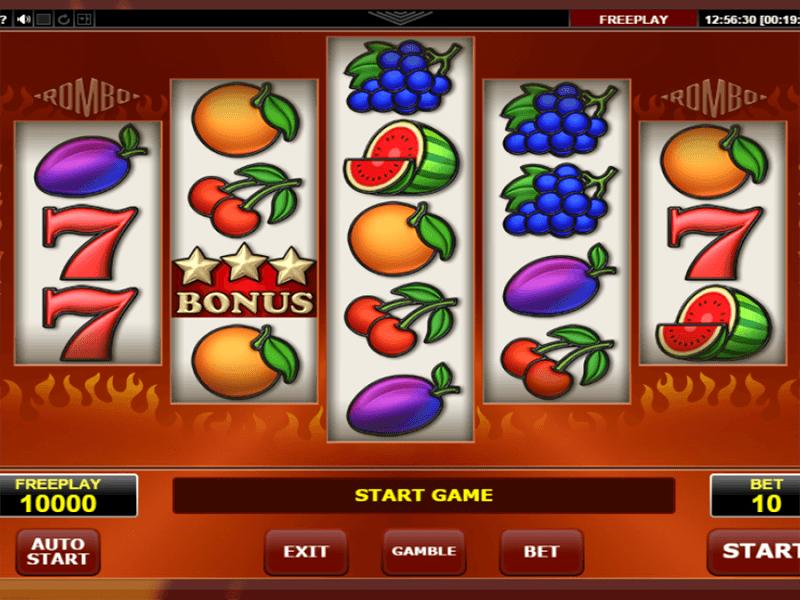 Игровые автоматы бинго бум