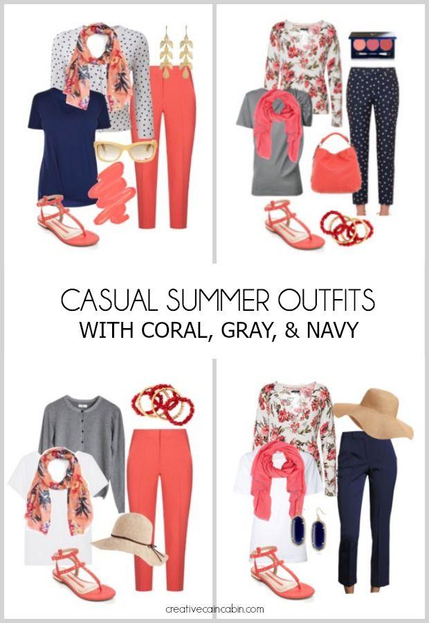 Summer Fashion Over 40 - CREATIVE CAIN CABIN