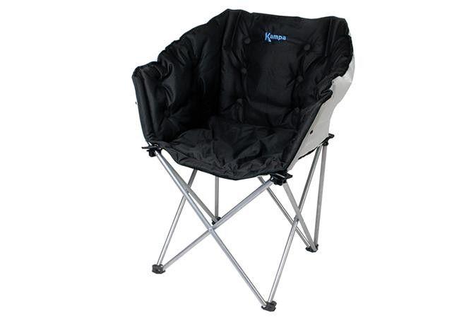 Charcoal Kampa Tub Chair