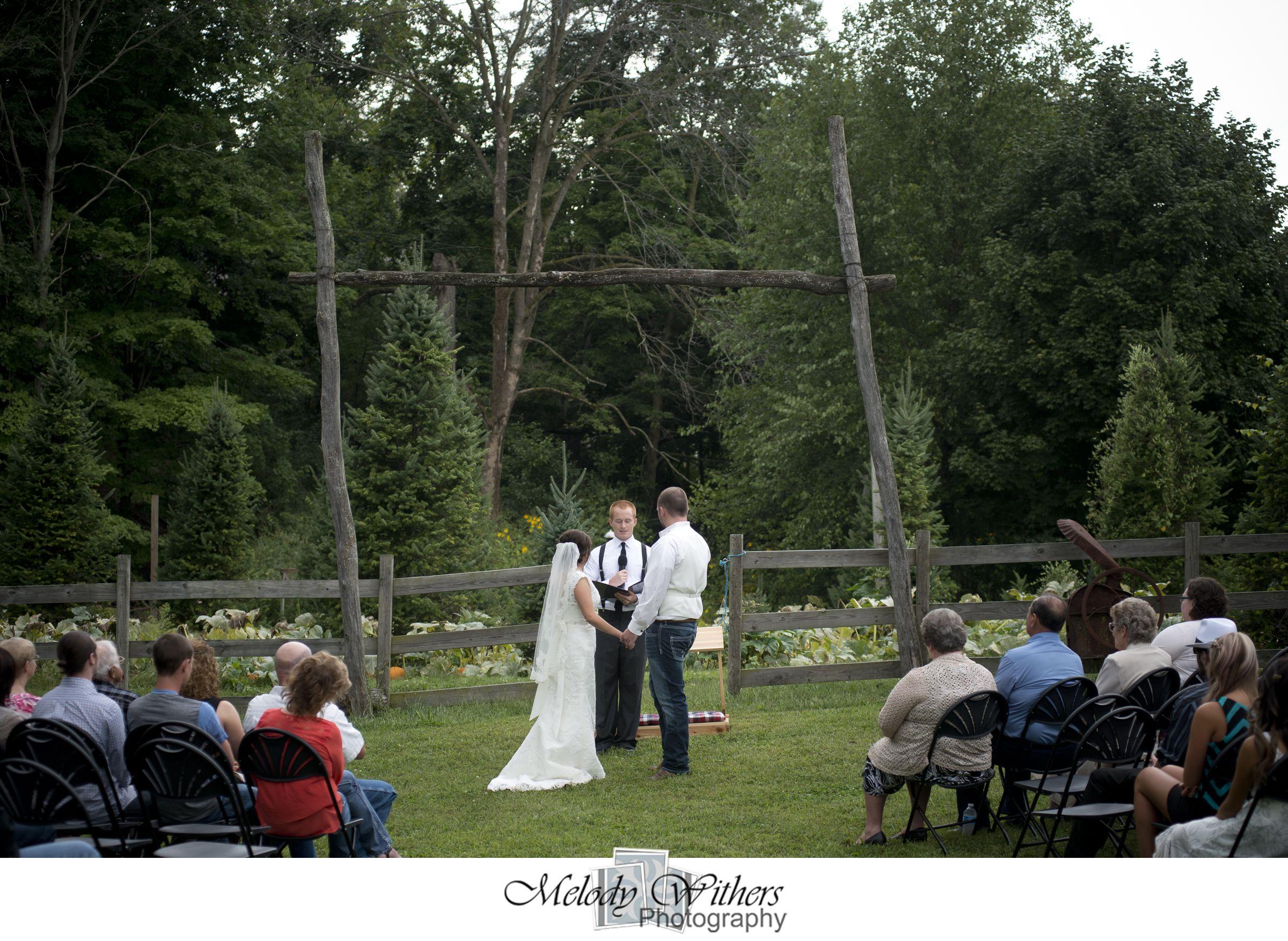 Indiana Wedding Venue: Stoney Creek Farms www.stonycreekfarm.net ...