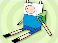 Desafio Criativo: Festival de Paper Toys ::: Baixe Já o Seu!