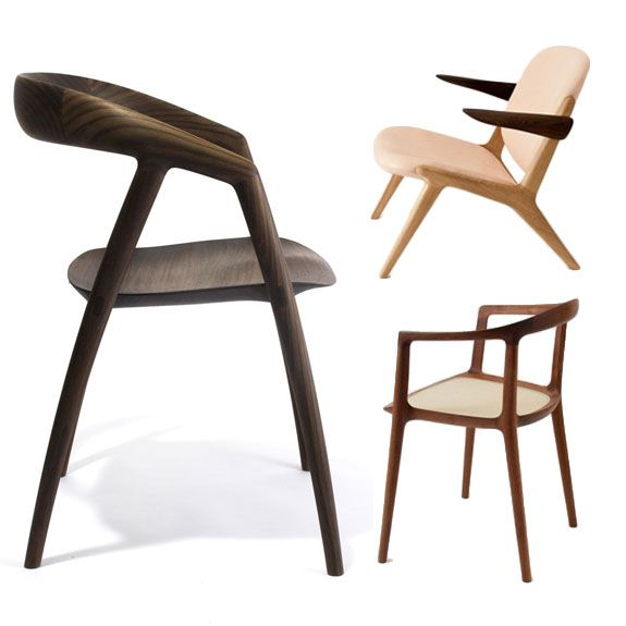 Impeccable Craftsmanship And Design By Japanese Chair Maker, Miyazaki Chair  Factory.