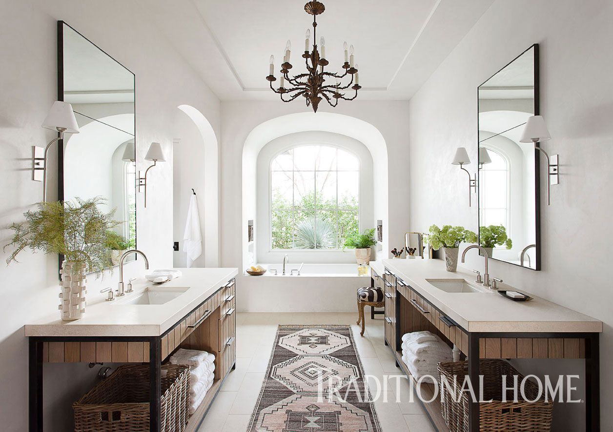 Cool Casual Austin Home Traditional Home Magazine Home