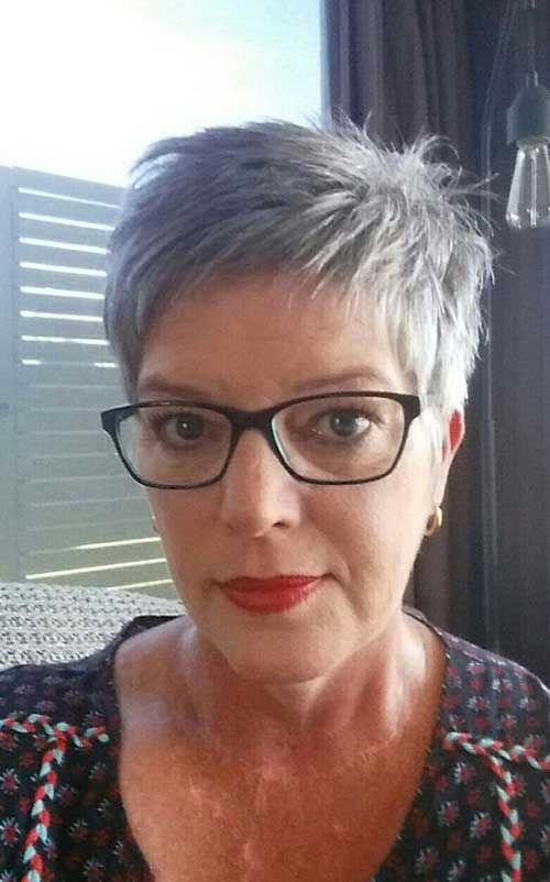 20 Ideas of Short Hairstyles for Women Over 50 - Explore Dream Discover Blog