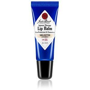 Jack Black Intense Therapy Lip Balm Spf 25 Shea Butter & Vitamin E
