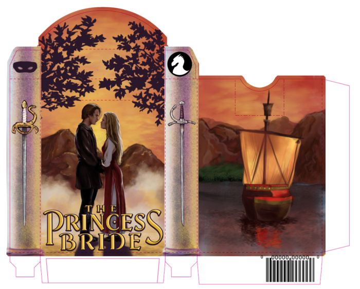 The Princess Bride Playing Cards from USPCC