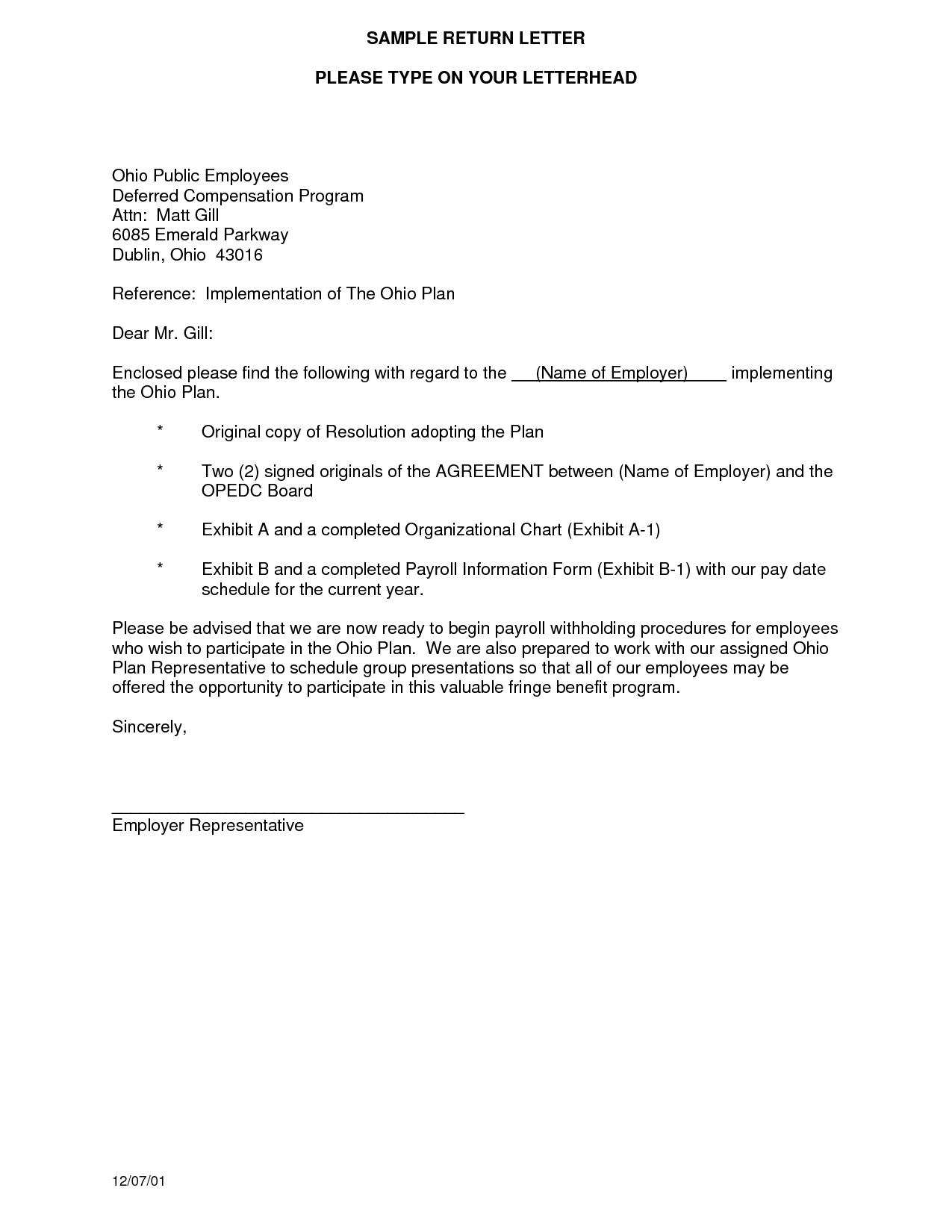 Refund Letter Sample Overpayment Duplicate Payment Template Amp