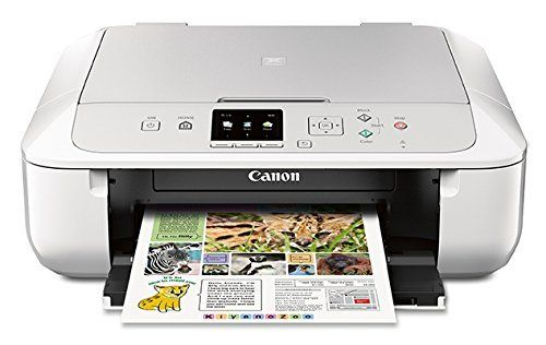 Canon MG5720 Wireless AllInOne Printer with Scanner and