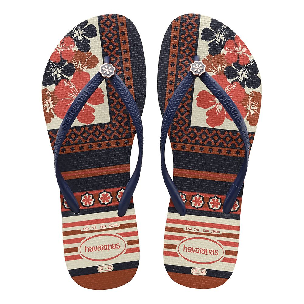 Havaianas Slim Tropical 0046 Rose
