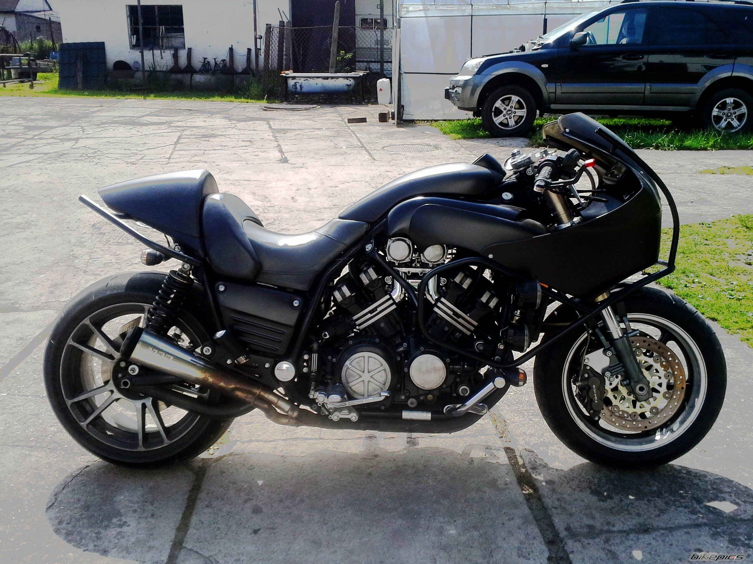Vmax Custom Yamaha 1200 Pinterest Bikes And Cars Fuel Filter