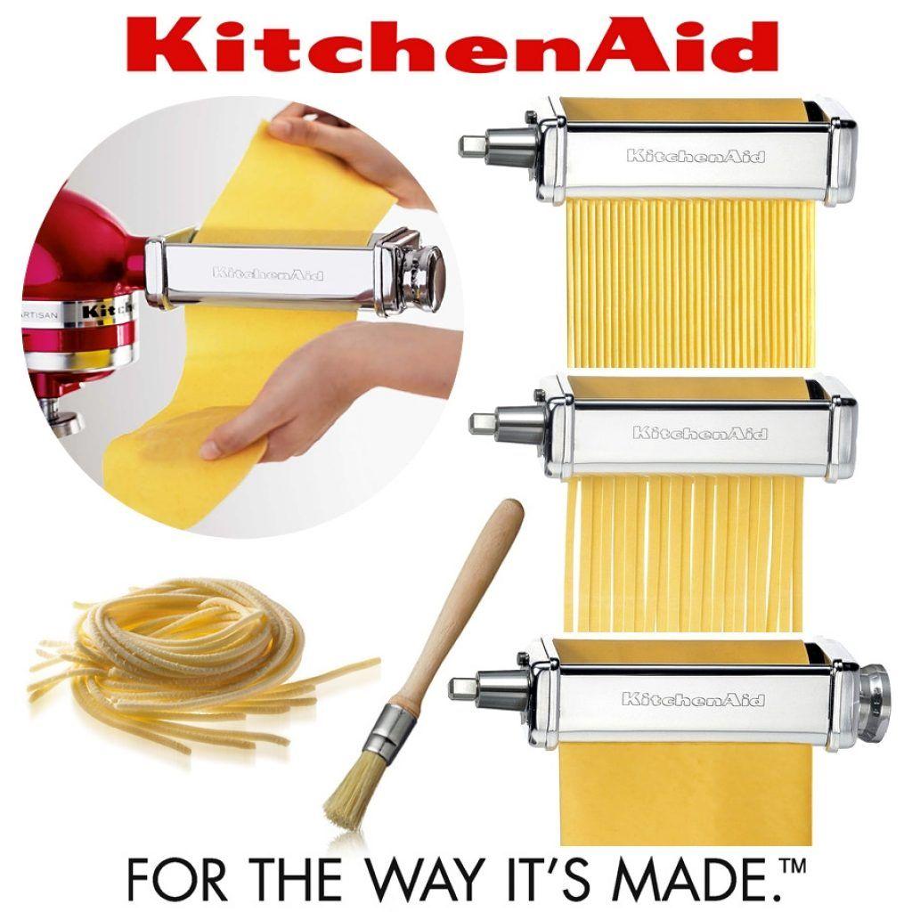 Kitchenaid Pasta Roller Set   http://avhts.com   Pinterest ...