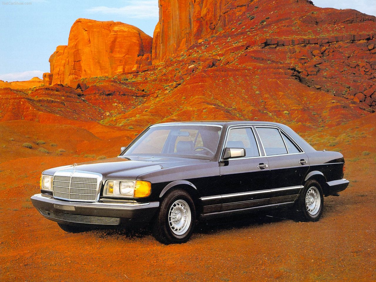 Mercedes benz w126 300sd turbodiesel 1985