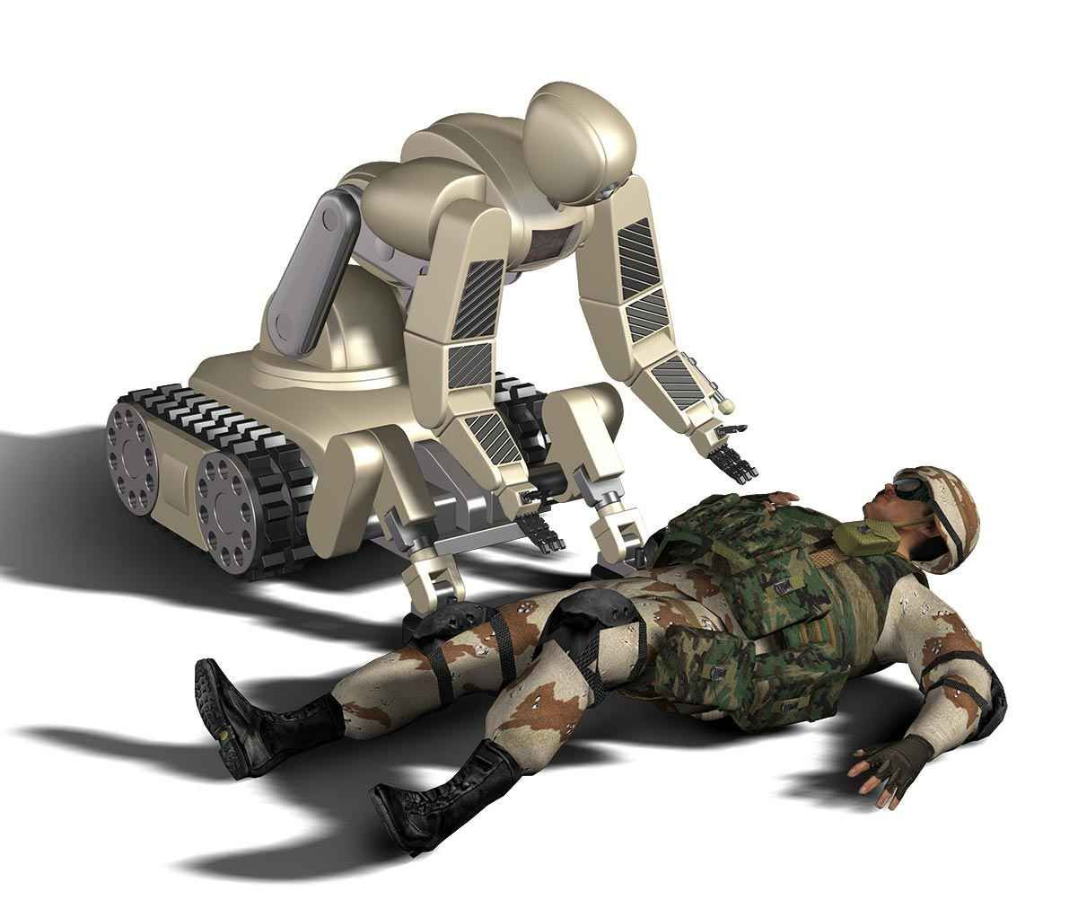 Military Robots: Armed, but How Dangerous?