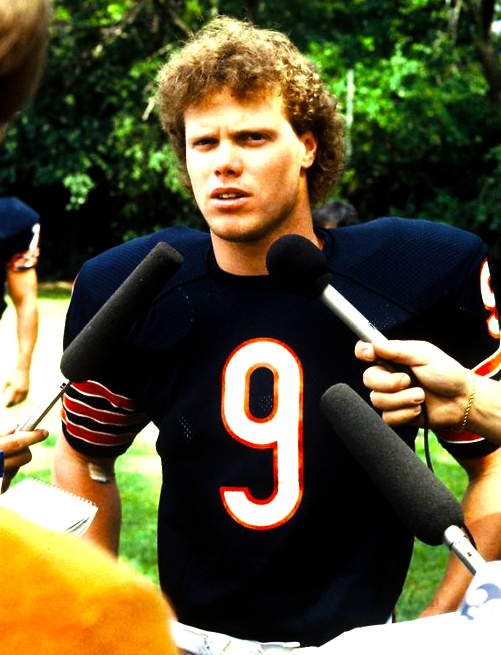 Jim Mcmahon Loved Loved Loved Him When I Was In High School Chicago Bears Football Chicago Sports Bears Football