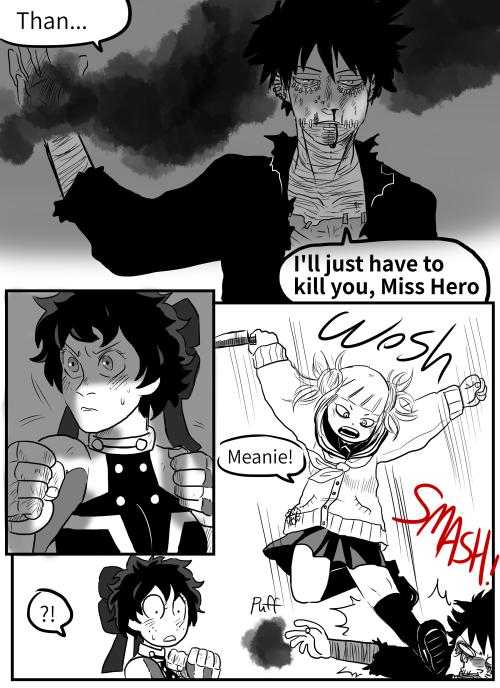 fem!deku healer au   Tumblr   Anime   My hero academia, My