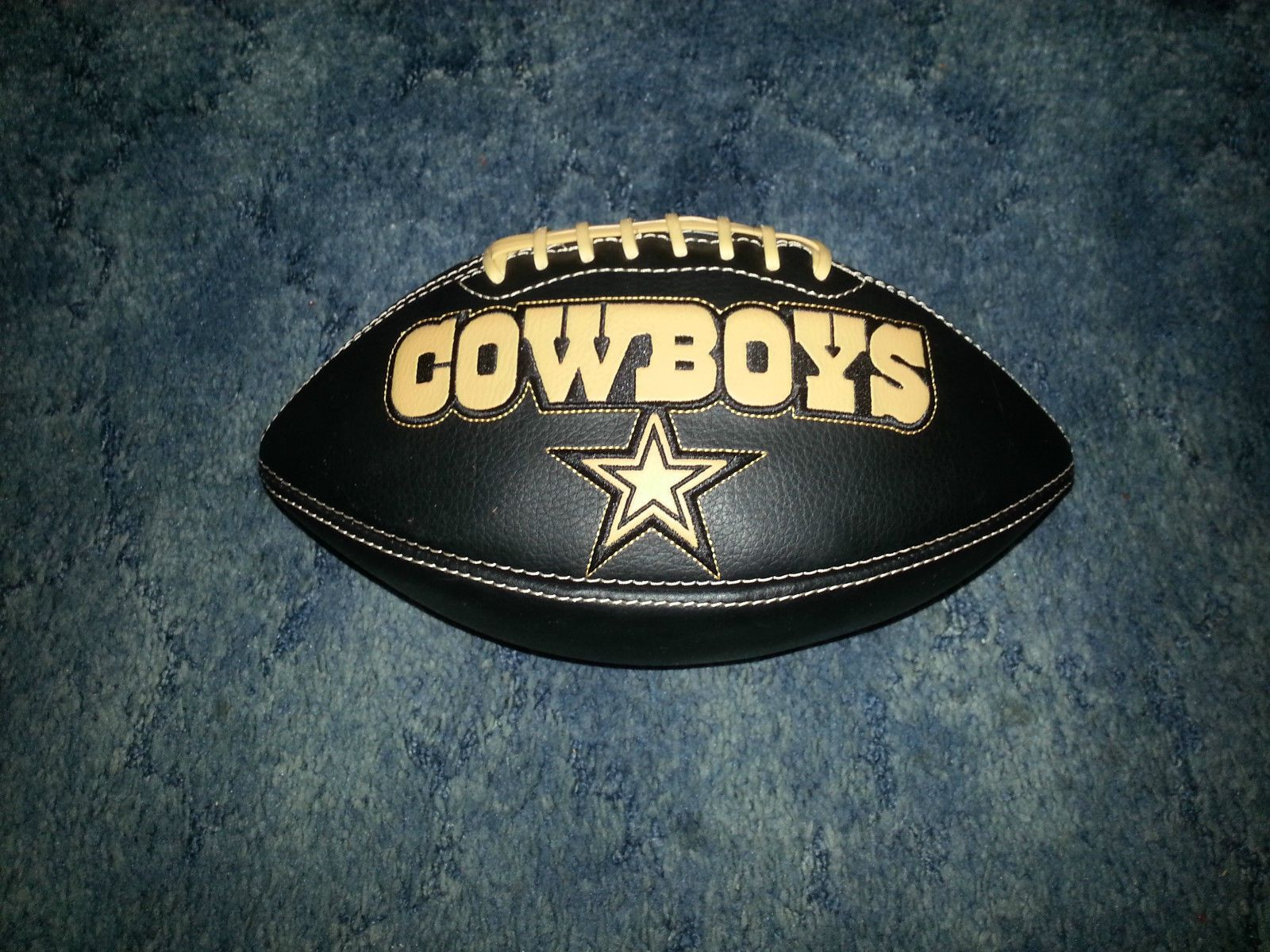 Dallas Cowboys Team NFL FootBall Team Logo Collectible Football ...