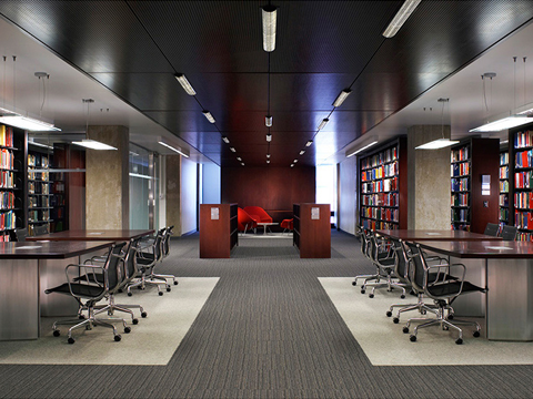 University Of Chicago Law School Learning Spaces Law School Home