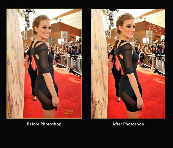 Image Result For Are Red Carpet Photos Photoshopped