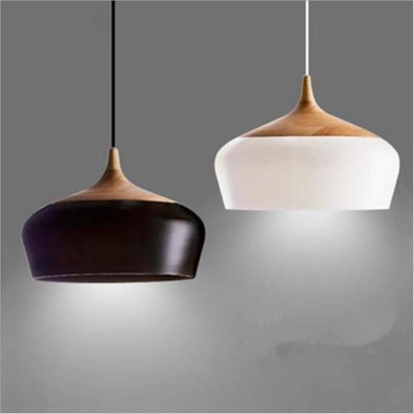 Moderne Nordische LED-Pendelleuchte