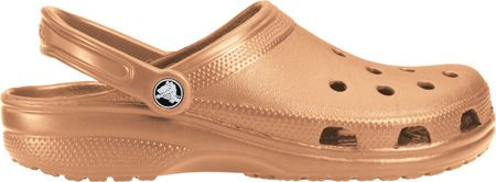 7ba8c3cf Crocs Classic Clog - Gold with FREE Shipping & Exchanges. Find your fun  with the quirky Crocs Classic Clog. The original crocs clog is constructed  from ...