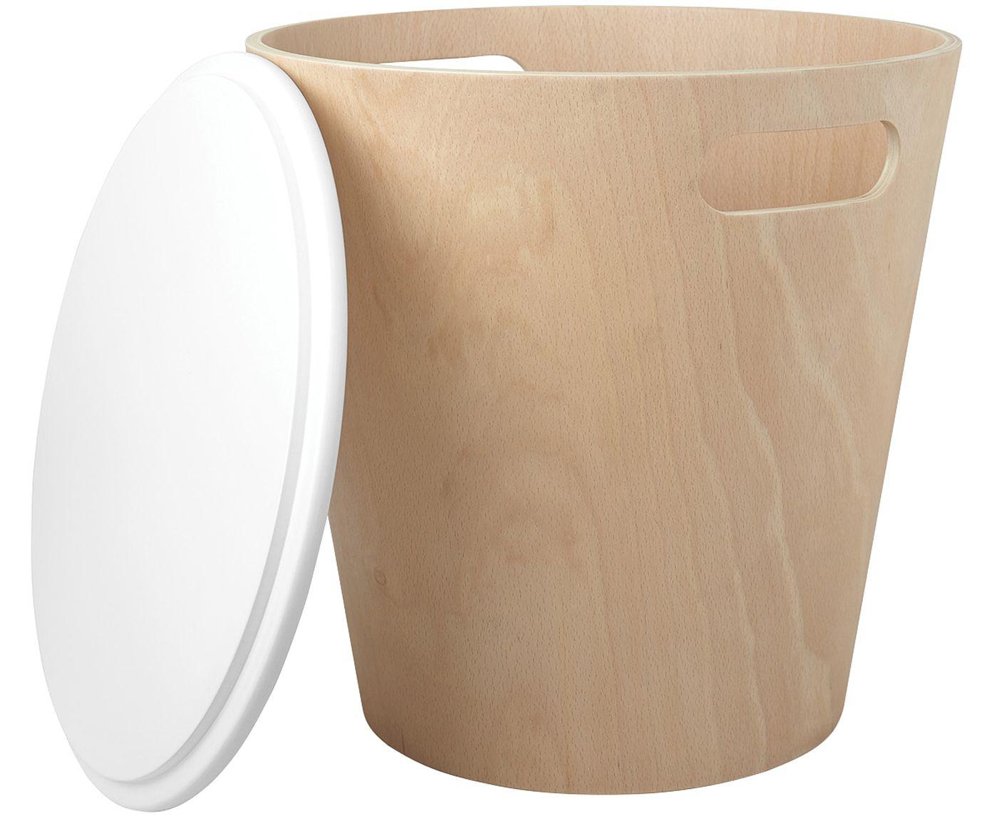 Mit Hocker Woodrow In Beige Von Umbra Schaffen Sie Ordnung Mit Stil Lassen Sie Sich Von Weiteren Praktischen Produkten Auf Hocker Sitzhocker Beistelltisch