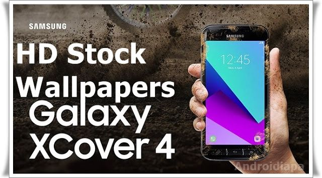 Download Samsung Galaxy Xcover 4 HD Stock Wallpapers