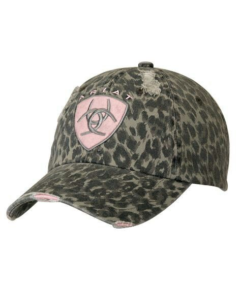 Gorra Ariat animal print  f8df0bd4ea4