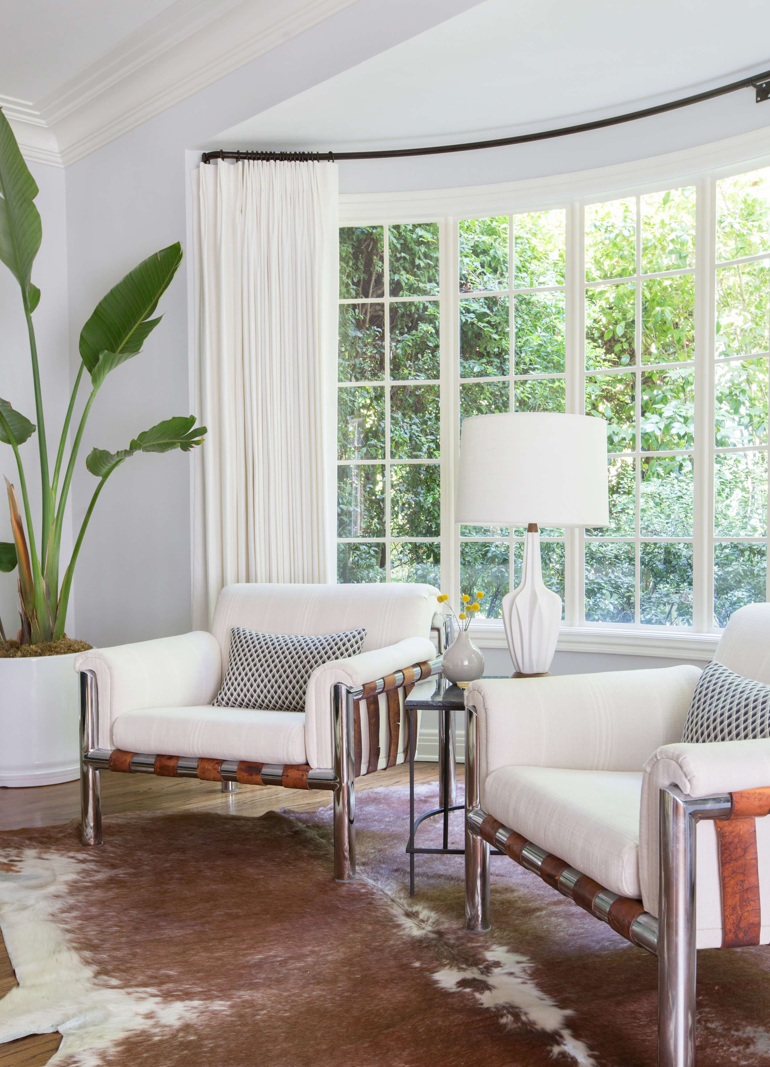 Griffith Park Living Room Reveal Get The Look With Images Diy Living Room Decor #traditional #contemporary #living #room