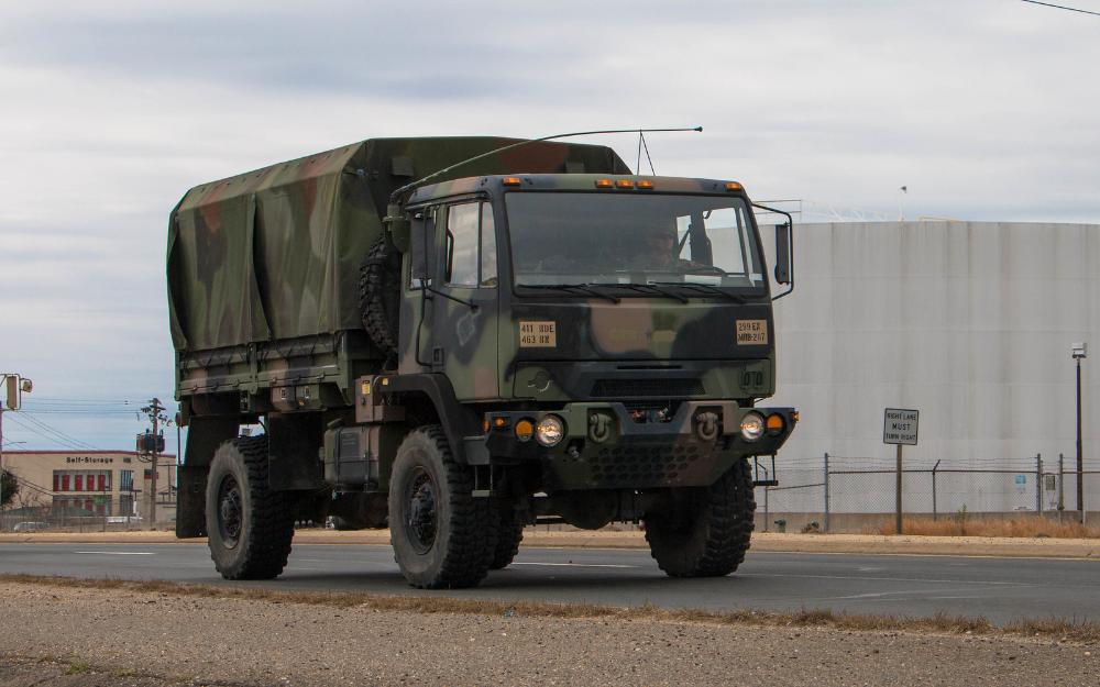 Bae Systems Stewart Stevenson 2 5t 4x4 Lmtv Light Medium Tactical Vehicle Bae Systems Military Vehicles Fort Belvoir
