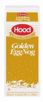 Hood Golden EggNog; I don't drink it every day, but I do love me some E.N. this time of year ...